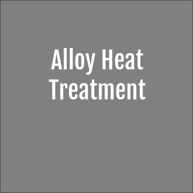 AlloyHeatTreatment